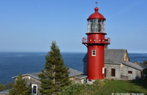 Canada [Gaspésie] - Pointe à la Renommée