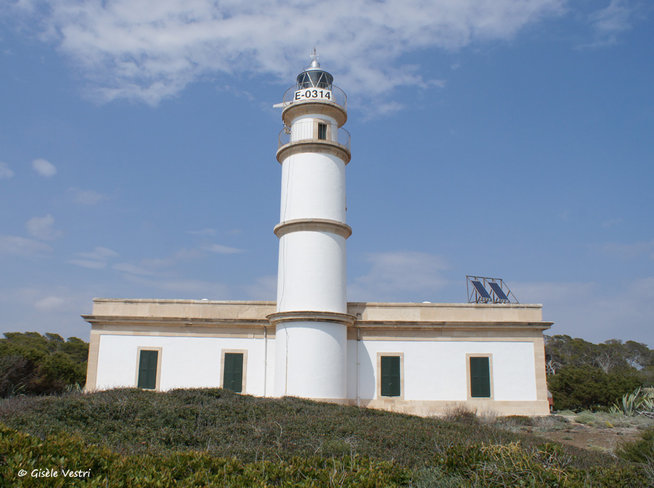 Espagne [Majorque] - Cap de Ses Salines