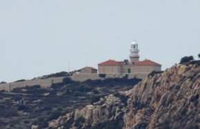 Espagne [Majorque] - Ile Dragonera - Cap Es Llebeig