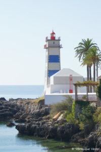 Portugal – Cascais – Phare Santa Maria