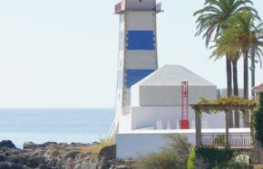 Portugal - Cascais - Phare Santa Maria