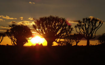 Keetmanshoop (Namibie)