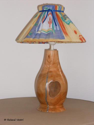 Lampe (cerisier)