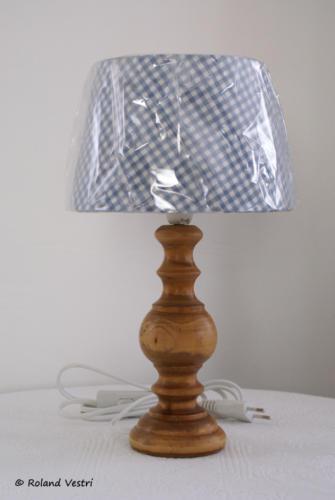 Lampe (érable)