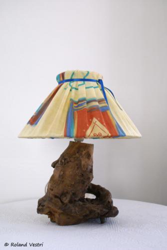 Lampe (pommier)