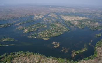 Chutes Victoria - Zambèze (Zimbabwe)